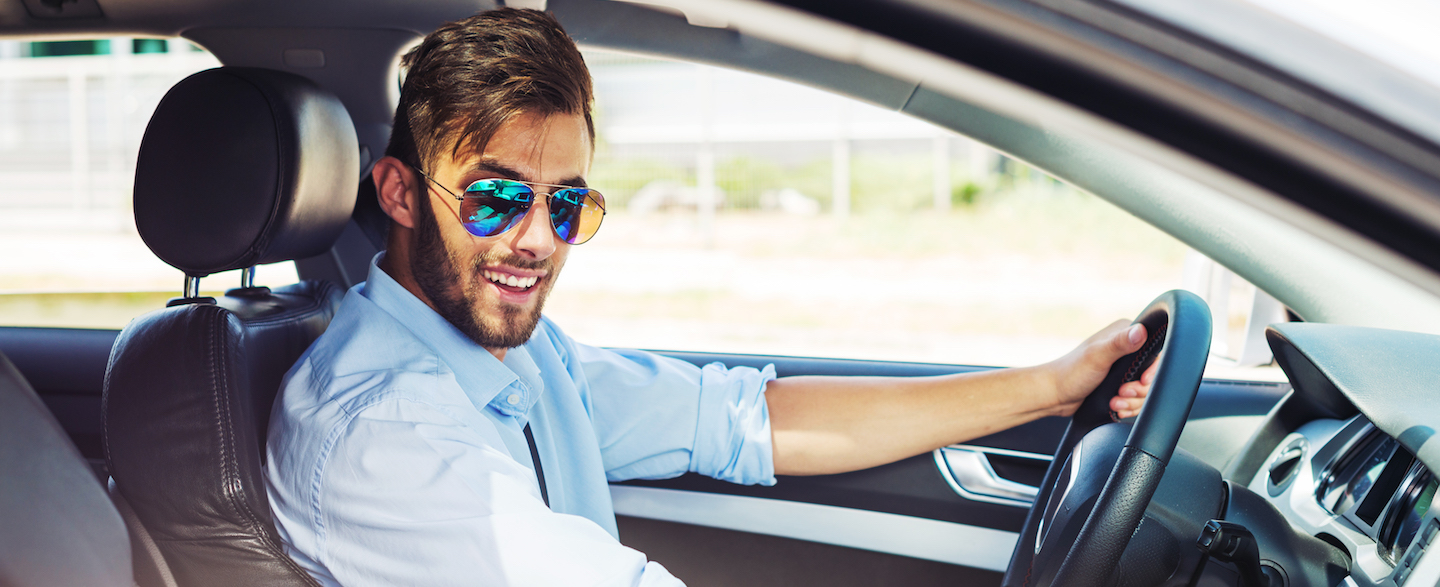 Young Man Uses Car Pooling Service To Help Pay Off Debt ...