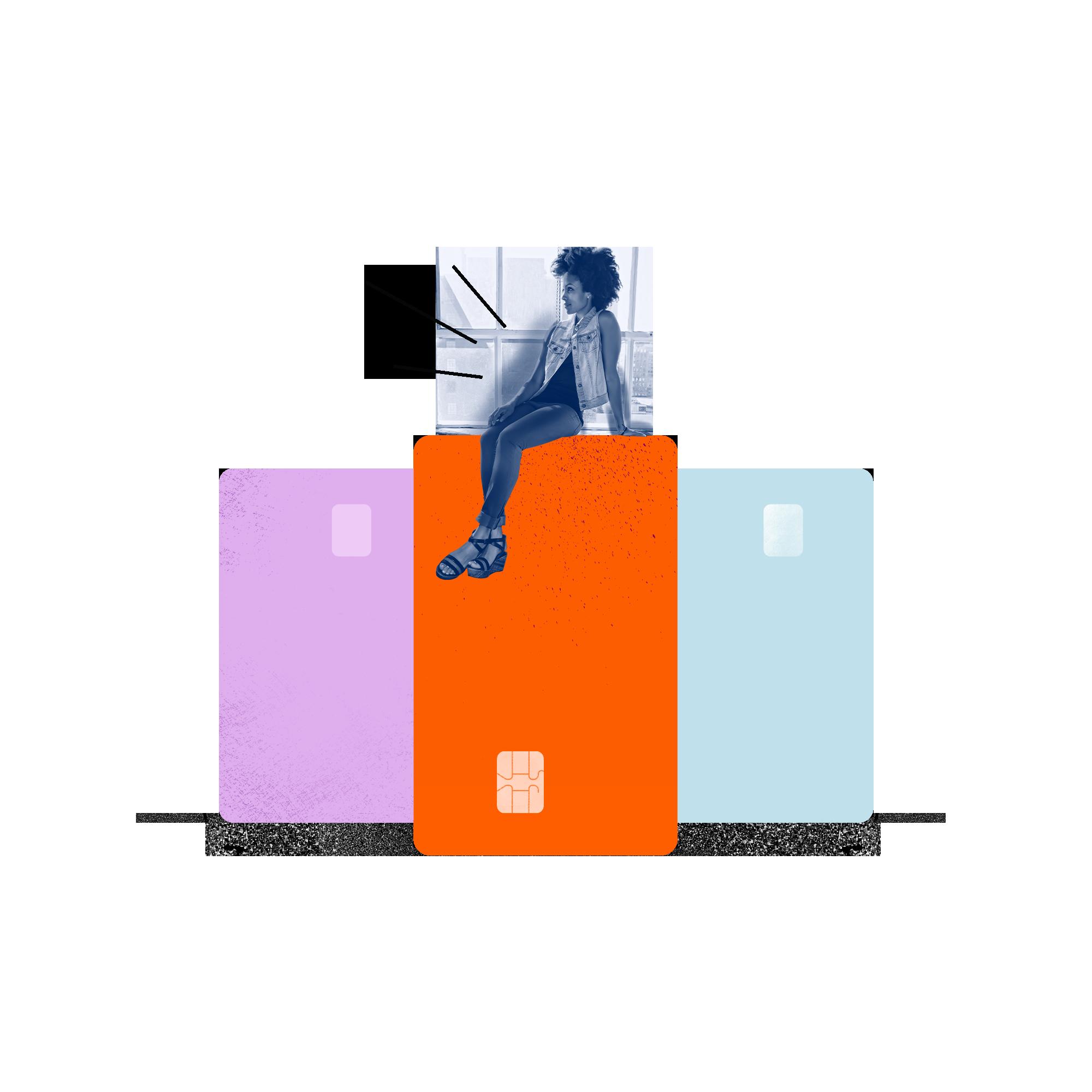 ¿Cómo funcionan las tarjetas de crédito con garantía?