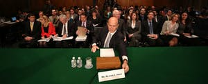 Former Equifax CEO Richard Smith testifies to Senate Banking, housing and Urban Affairs Committee