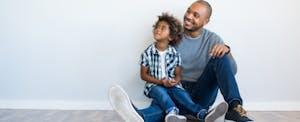 "Man with child wonders ""Do I need a financial advisor?"""