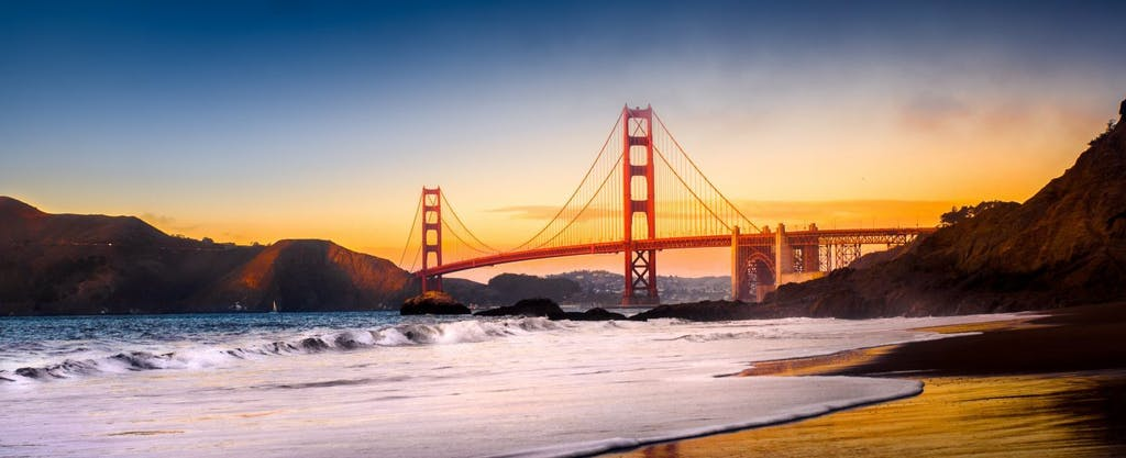 California state taxes help fund the state's infrastructure and protect landmarks like the Golden Gate Bridge.