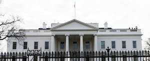 Image of the White House in Washington, D.C.